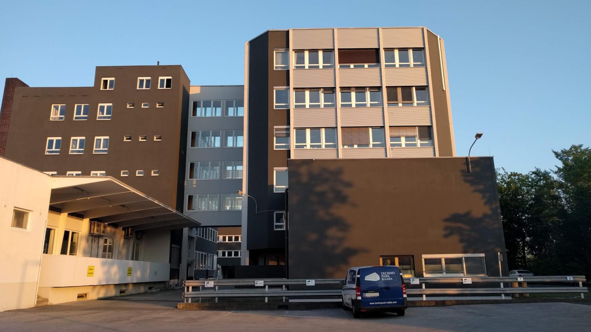 Technopark Raaba-Agrosserta-Raaba-Bürogebäude-Home-Office