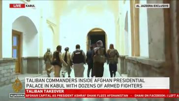 Taliban-Kabul-Al Jazerra