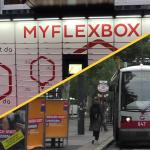 Fahrgäste-Paketboten-Wiener Linien-Wien-Politik-Pakete