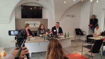 Grüne-KPÖ-SPÖ-Graz-Koaltion